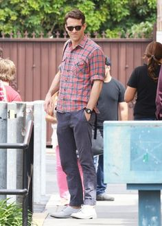 Ryan Reynolds Photos: 'Woman in Gold' Films in Culver City
