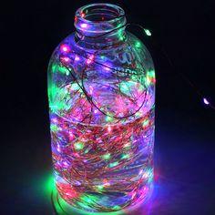 Waterproof Mini LED String Light Fairy Lights LED Strip Lamp Night Light For Christmas Wedding Xmas Garland Party Decoration   Price: 2.11 USD