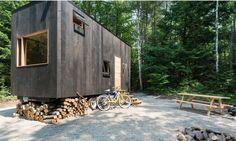 숲 속의 작은 모바일 하우스 2 : 네이버 블로그