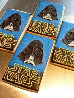 star wars....may the cookie be with you!