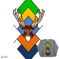Mellow Elk  on Threadless