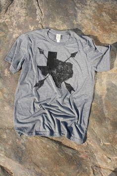 Texas Home shirt MEDIUM. Unisex Adult Texas Arrows tshirt. Womens Texas  shirt. Mens 9924bbf86