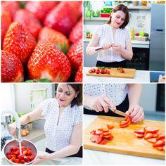 Tiramisù alle fragole, la ricetta di Sonia Peronaci Limoncello, Baking, Mint, Bakken, Backen, Sweets, Pastries, Roast