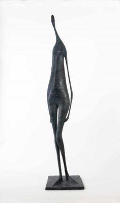 vse-tvoe-moe:  Grande Figure Debout I by Pierre Yermia