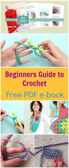 Free crochet for beginners ebook.