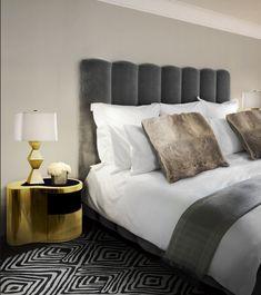 Les tables de chevet pour votre chambre   Magasins Déco   http://magasinsdeco.fr/les-tables-de-chevet-pour-votre-chambre/