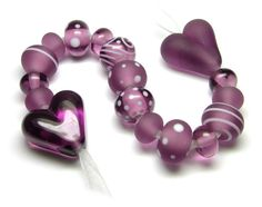 Glass beads by Laura Sparling (Beads by Laura)