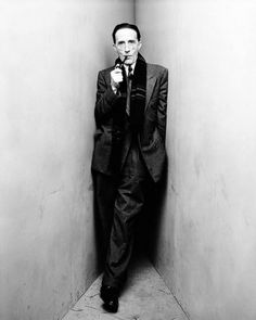 "Marcel Duchamp, by Irving Penn. ""I am interested in ideas, not merely in visual products."" . . . . ""I have forced myself to contradict myself in order to avoid conforming to my own taste."""