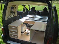 Camping Box, Van Camping, Manx, Mini Camper, Cargo Trailers, Van Living, Jpg, Campervan, Survival