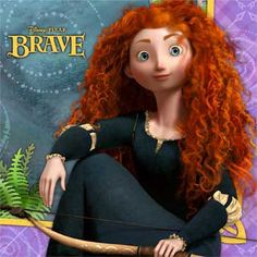 Disney's Brave Napkins (16-pack) - Girls Parties & Party Supplies