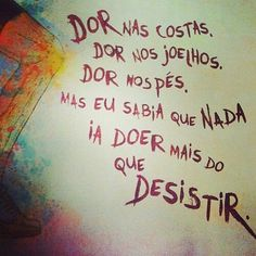 #Motivação #desistir #jamais http://www.gorditosenlucha.com/