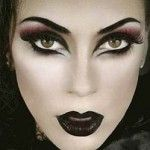 cool witch makeup for halloween