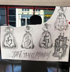 Cholo Tattoo, Chicano Art Tattoos, Chicano Drawings, Chicano Lettering, Tattoo Outline Drawing, Doodle Tattoo, Tattoo Design Drawings, Tattoo Sleeve Designs, Cholo Art
