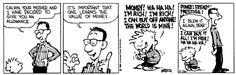 Calvin and Hobbes - Allowance