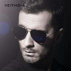 Мъжки слънчеви очила Veithdia Код: 303