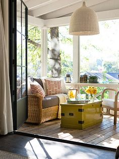 Designing a screen porch? Use these tips for planning, remodeling, and creating a structure that complements your home's design.
