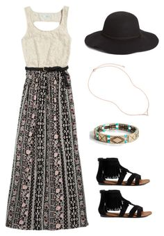 """""""you won't find this print anywhere else!"""" by maurices ❤ liked on Polyvore featuring maurices, women's clothing, women's fashion, women, female, woman, misses and juniors"""