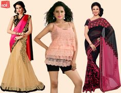 #BuyWomenClothing online at ADIShopping. We have etched our name as one of the best #clothing stores in India. Browse through our range of women apparels.Click Here For More Info: www.adishopping.com/women-fashion
