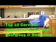 McKenzie Method: Cervical/Neck Retraction - YouTube