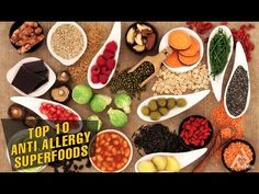 Subscribe for FREE http://goo.gl/pjACXH Top 10 Anti Allergy Superfoods | Best Health Tip And Food Tips | Education