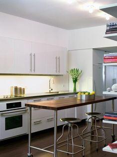 Browse photos of creative kitchen island designs at HGTV.com.