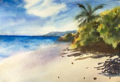 Waves, Paintings, Outdoor, Art, Outdoors, Art Background, Paint, Painting Art, Kunst