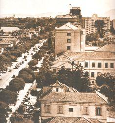 Av. Paulista: fotos antigas e raras de várias décadas a partir de um Livro - SkyscraperCity