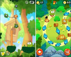 cut the rope concept - Google Search