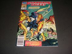 GUARDIANS OF THE GALAXY #3 (MARVEL 1990) start the bid at $1.50 buy it now for $3.00+ ship!!!