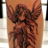 Fairy Tattoo Gallery