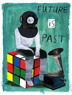 future is past, by Lino