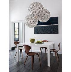 Dining room design idea - Home and Garden Design Ideas