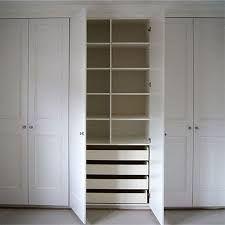 Trendy bedroom closet design built in wardrobe Wardrobe Storage, Wardrobe Closet, Closet Storage, Built In Storage, Bedroom Storage, Diy Bedroom, Closet Organization, Craft Storage, Storage Ideas