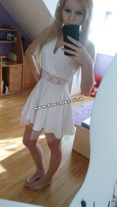 ♥ Krásné bíle letní šaty  ★    Objednejte si zde >>>http://aliexpr.es/1R1qYDU   Tyto letní šaty jsou krásné, ale pozor! Rozměry nesedí. Volně položené mají přes prsa 88 cm, pas 70 cm, ale jsou elastické, takže se natáhnou. Recenzia: Monika Kobolkova  ✔ Návody, jak nakupovat na Aliexpress: http://www.ceskyali.cz/cat/jak-nakupovat-na-aliexpress/  Likujte a sdílejte sostatními Ali Maniačkami a Ali Maniaky :)  http://