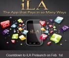 iLA (The Inspired Living Application) is a one of a kind, cutting edge mobile application that makes it possible for the average person to profit from the exploding mobile application industry.  iLA has done something that has never been done before.  We have combined three multi-billion dollar industries to create a viral phenomenon, and you are in a unique position at the beginning of it all.