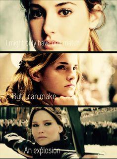 Fight song fandom! #fandom #fandomexpress #fandom #HungerGames #katnisseverdeen #Trispiration #hermionegranger #hogwarts #Harrypotter
