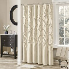 Madison Park Vivian Polyester Shower Curtain | Overstock.com Shopping - Great Deals on Madison Park Shower Curtains
