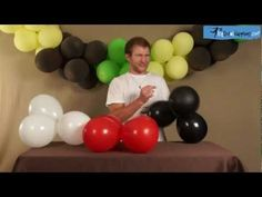 Do It Yourself Balloon Banner - Craft Time With Zach #Videos