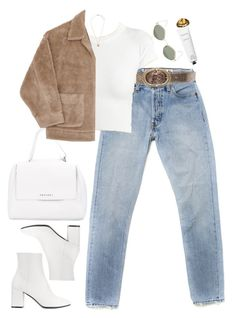 """Untitled #777"" by lindsjayne ❤ liked on Polyvore featuring Orciani, Reptile's House, Balenciaga, Quay and Rodin"