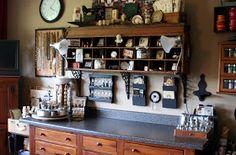 Mamie Jane's: Shelves