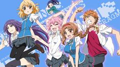 D-Frag! BD Subtitle Indonesia Batch