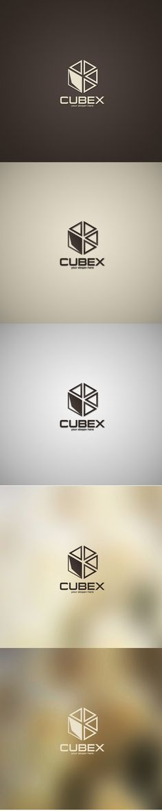 This logo represent a cube wich is transparent and you could find each of its edges. This is minimalistic design and each colors and shapes are editable just contact with me at ikdesigns@abv.bg