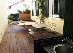 courtyard Palette, Corner Desk, Conference Room, Table, Design, Furniture, Home Decor, Garden Landscaping, Atelier