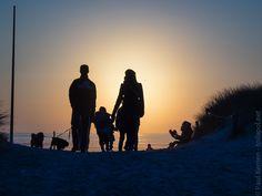 en arrivant sur la plage à Tréguennec (4 photos) © Paul Kerrien http://toilapol.net Bretagne - Finistère