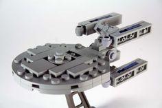 LEGO Star Trek Constellation-class Starship | Flickr - Photo Sharing!