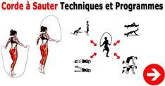 Techniques et programmes de corde à sauter pour mincir et se tonifier