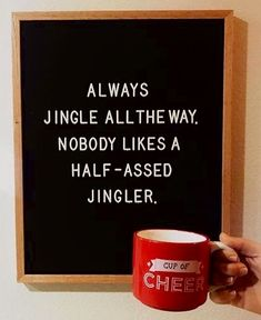 Jingle all the Way! 🎄❤!