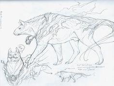 Odessen sketch by OddOsprey.deviantart.com on @deviantART