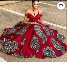 African Prom Dresses, African Wedding Dress, African Dresses For Women, Prom Dresses Blue, African Attire, African Fashion Dresses, Strapless Dress Formal, Ankara Fashion, African Men