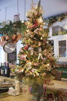 Beautiful Kitchen Tree